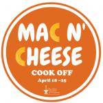 Mac N' Cheese Cook Off Logo 2021