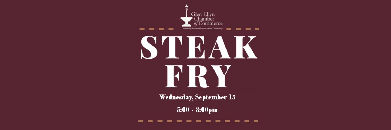 Steak Fry Banner