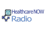 Healthcare Now Radio Logo