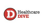 Healthcare Dive Logo