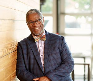 Sly James <br/> Member at Large <br/> He/Him/His