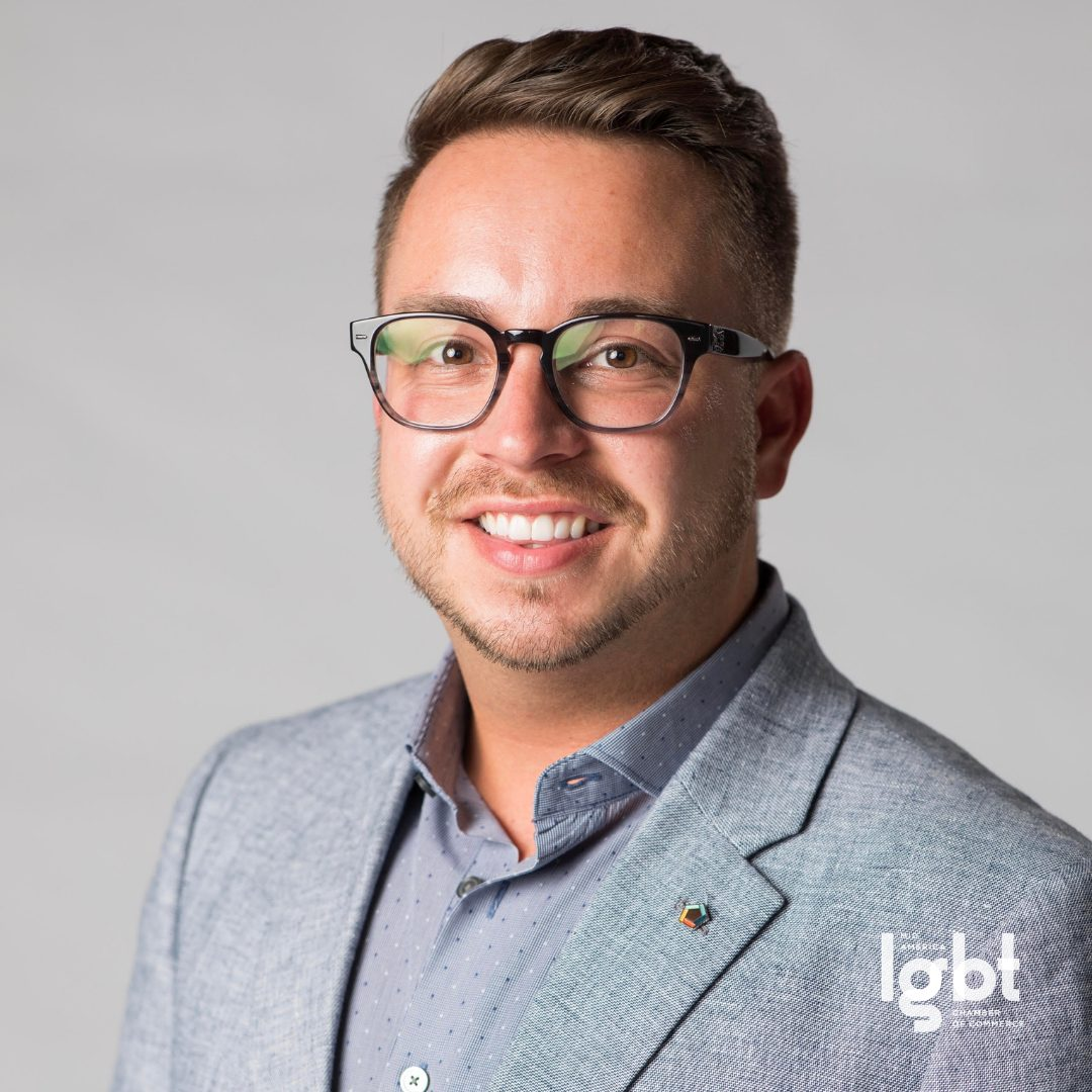 Bryce Reeves<br/>Director of Marketing & Ambassadors <br/> He/Him/His