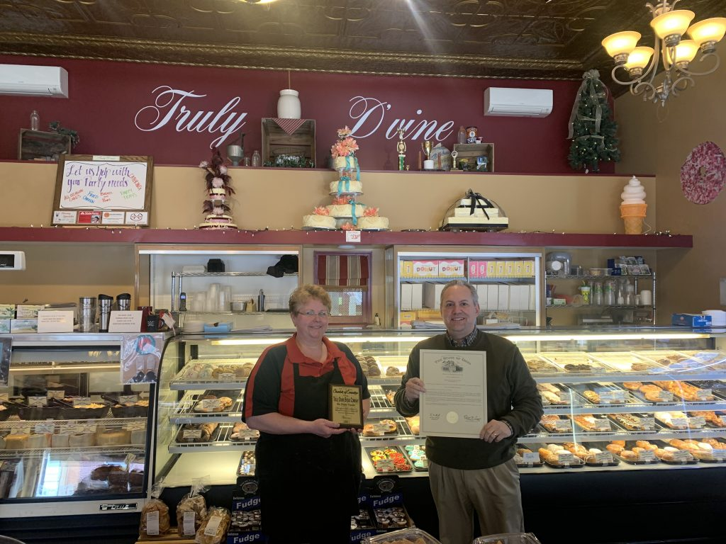 Truly Divine: Palate Pleaser Award