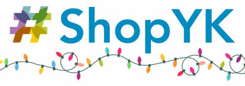 ShopYK Holiday Logo