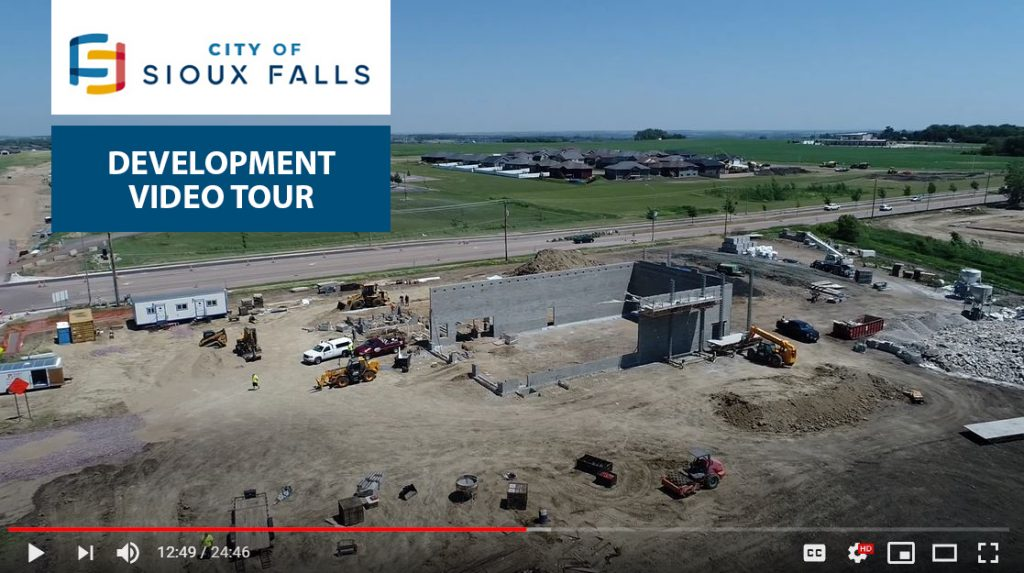 Image of City of Sioux Falls Video Tour Screenshot