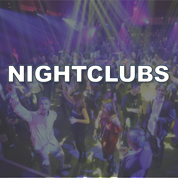 NIGHT CLUBS BUTTON