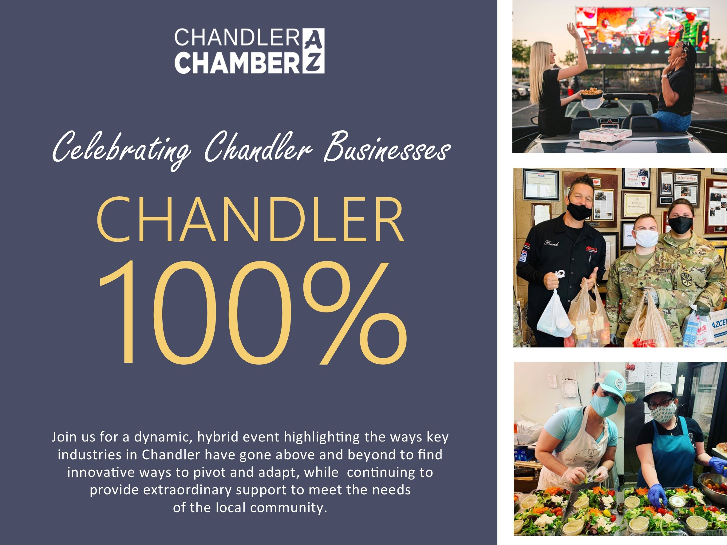 general invite Chandler 100% smaller