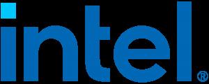 2021 Intel logo