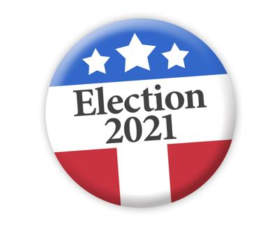 Election 2021 Graphic