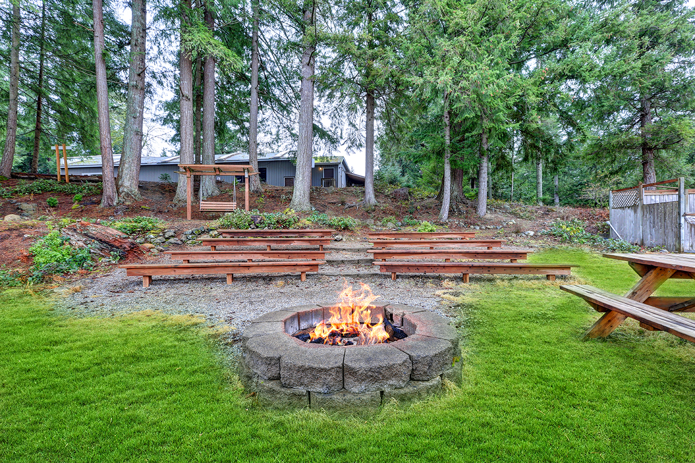 Small Campfire Pit