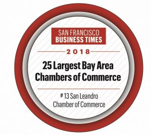25 Largest Bay Area Chambers of Commerce - #13 San Leandro Chamber of Commerce