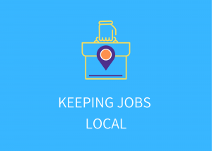 Keeping Jobs Local
