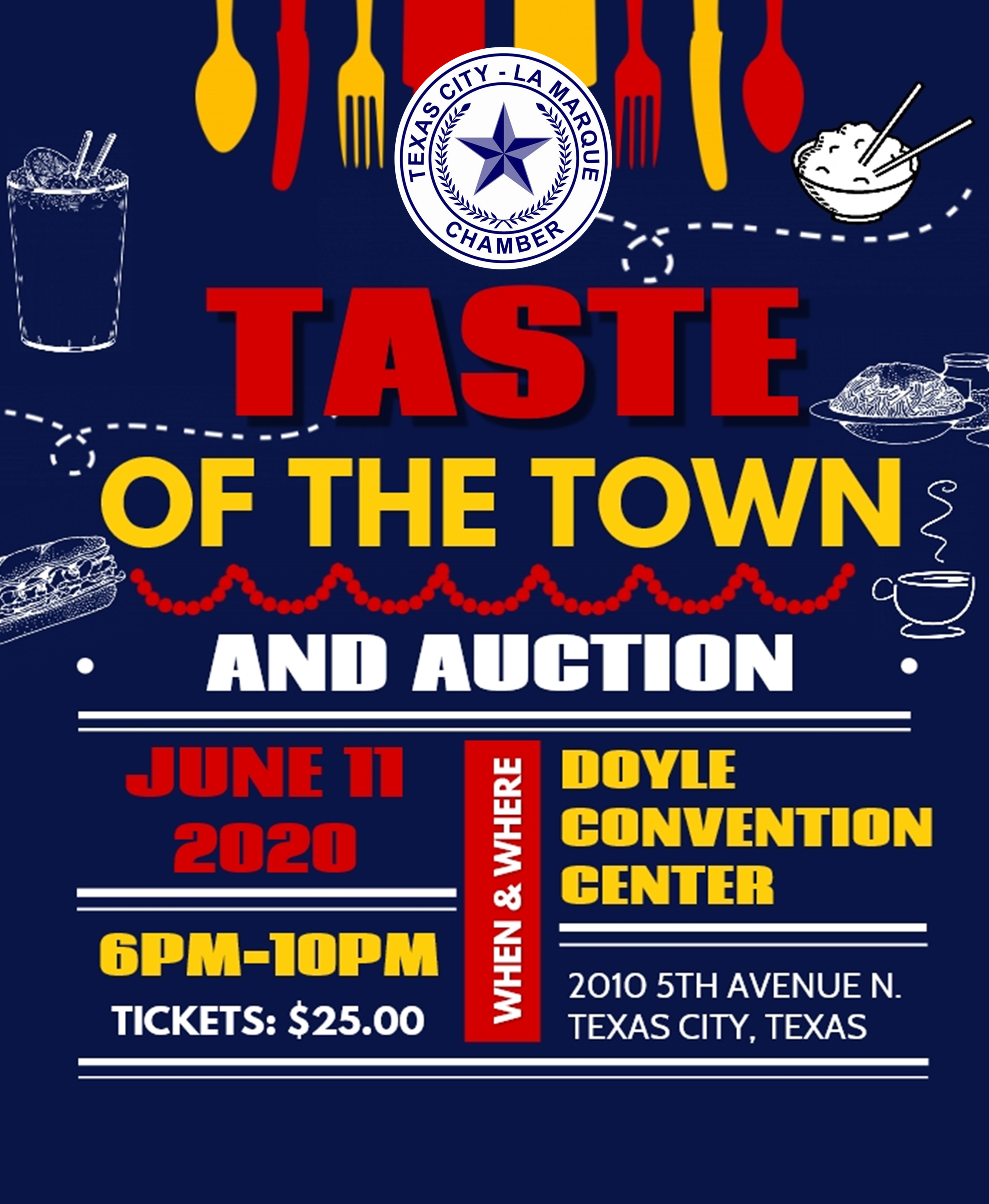 2020 Taste of the Town and Auction