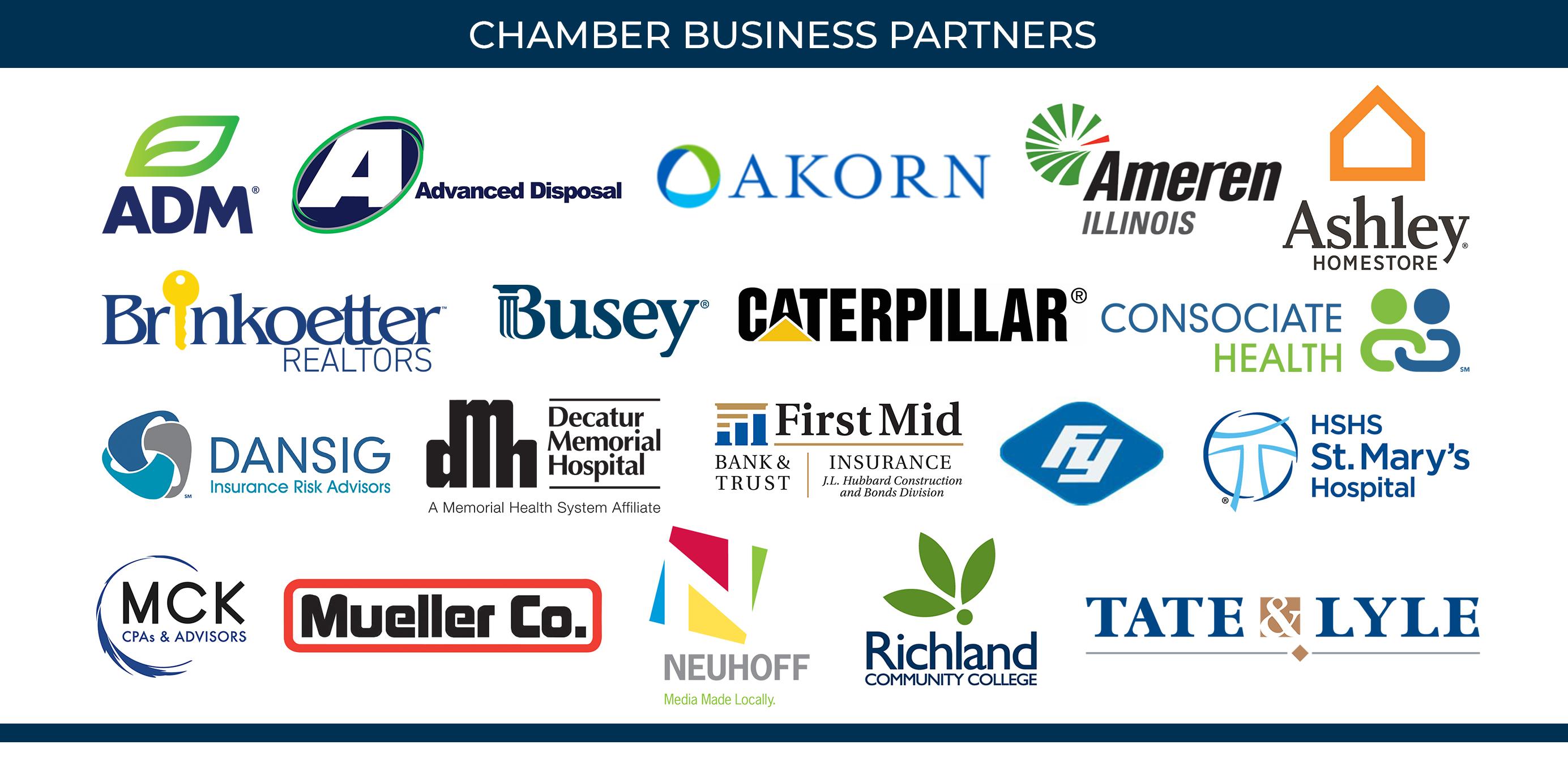Business Partner Footer