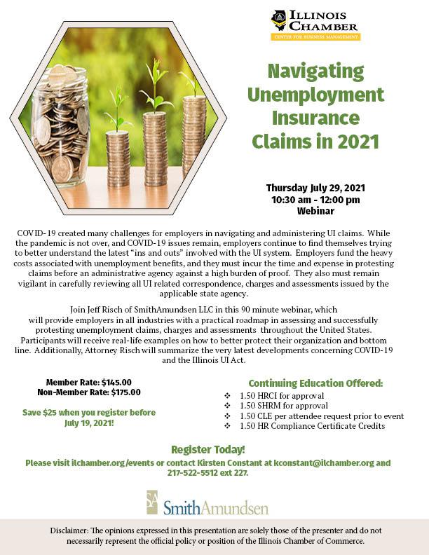 2021-07-29_Navigating Unemployment Insurance Claims - Webinar