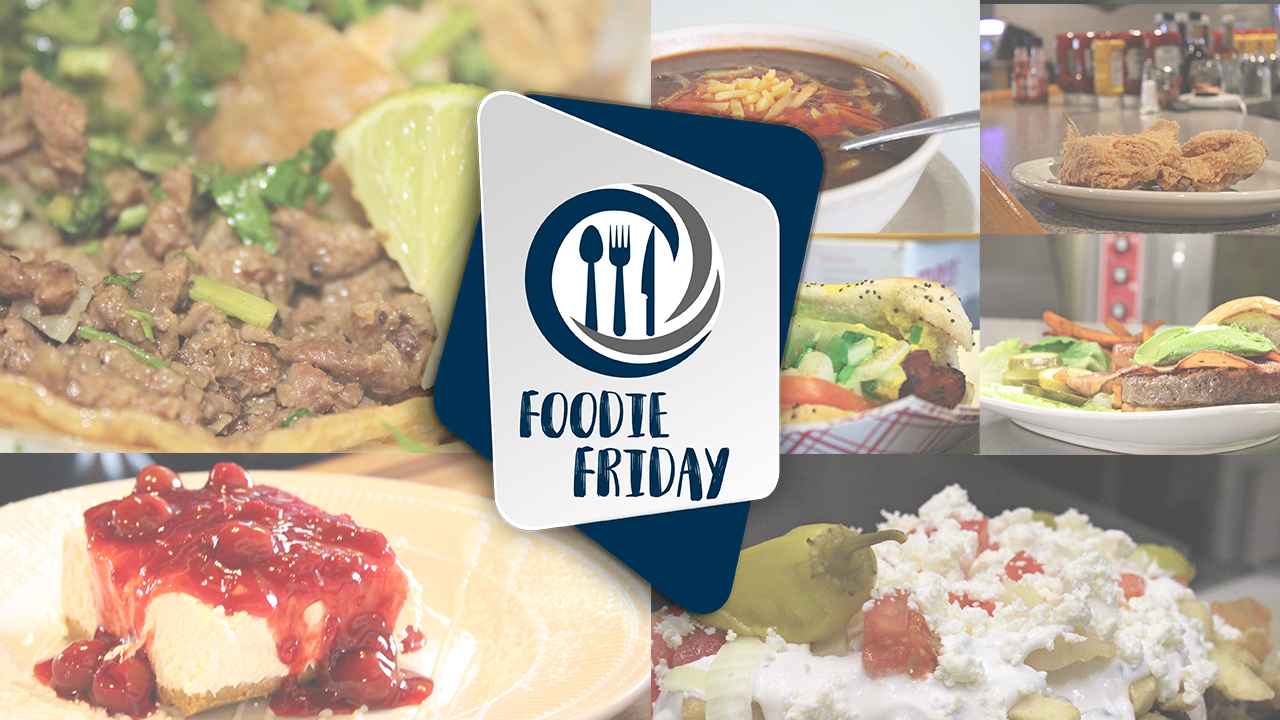 Foodie Friday Playlist Thumbnail