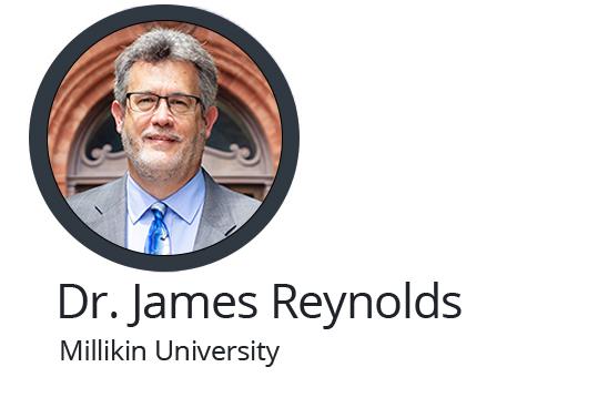 Dr. James Reynolds