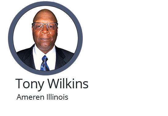 Tony Wilkins