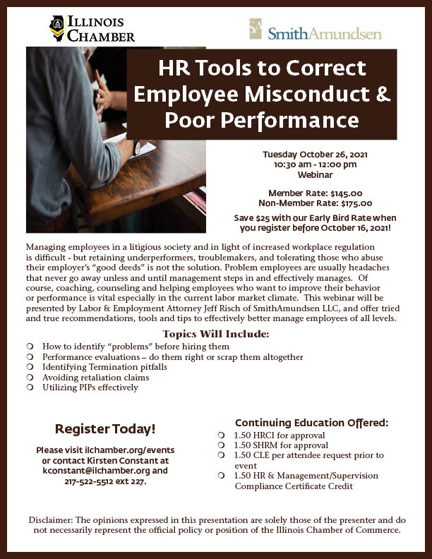 2021-10-26_HR Tools to Correct Employee Misconduct - Webinar