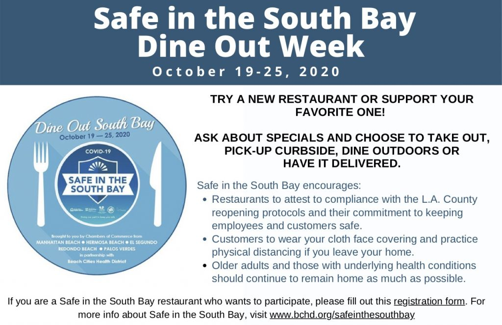 Dine Out Week South Bay
