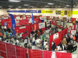 indoor fair booths