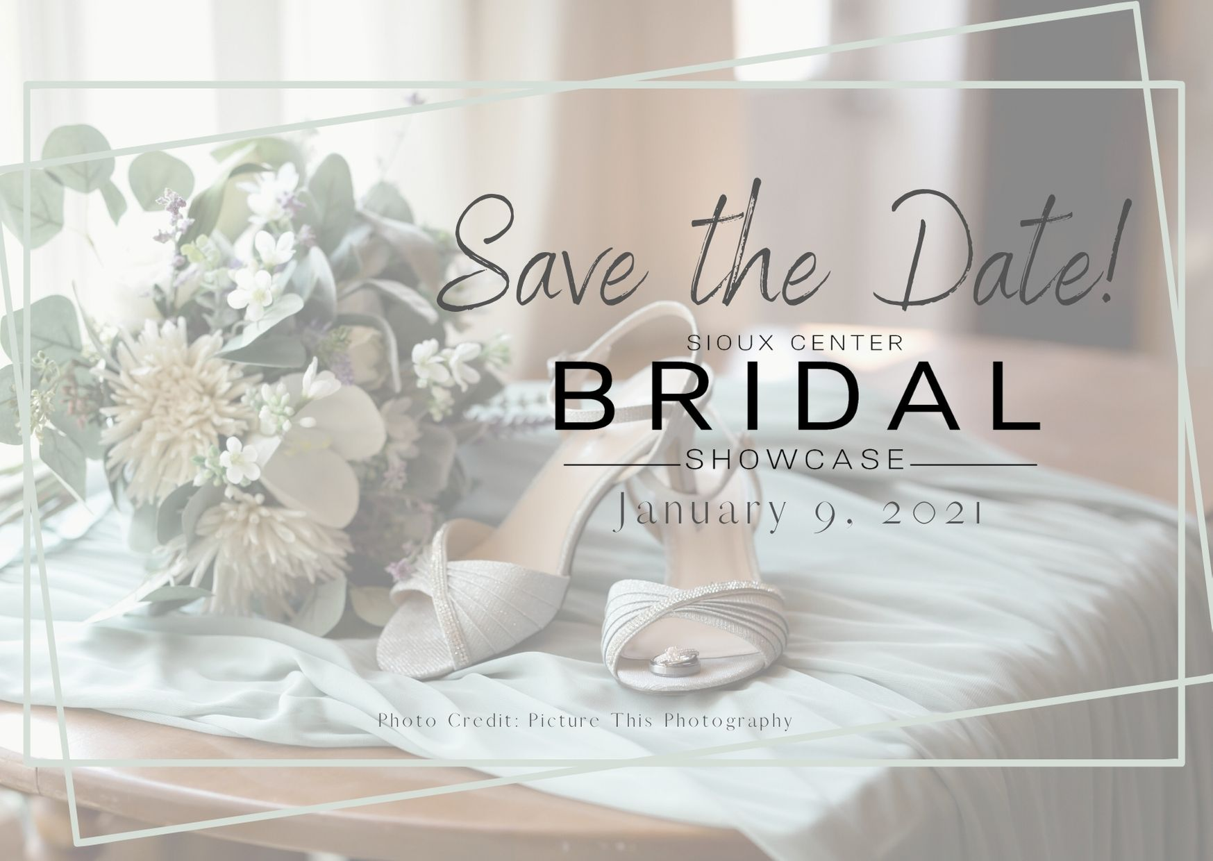 Bridal 2021 Save the date