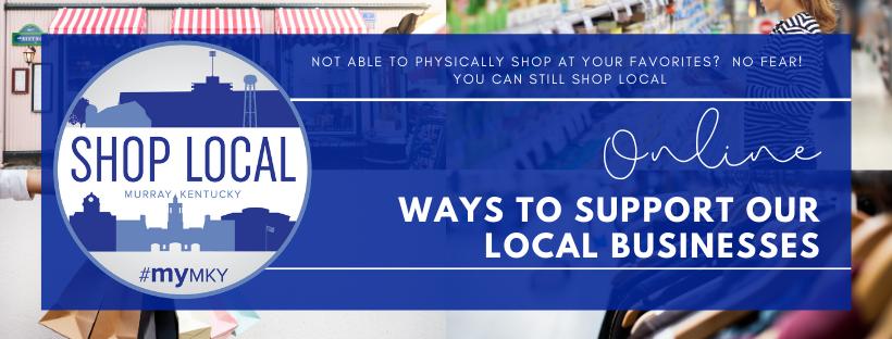 FB Shop Local Online