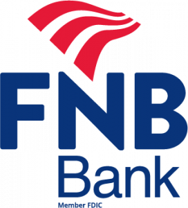 6x6 - FNB Logo with Flag_Bank_FDIC