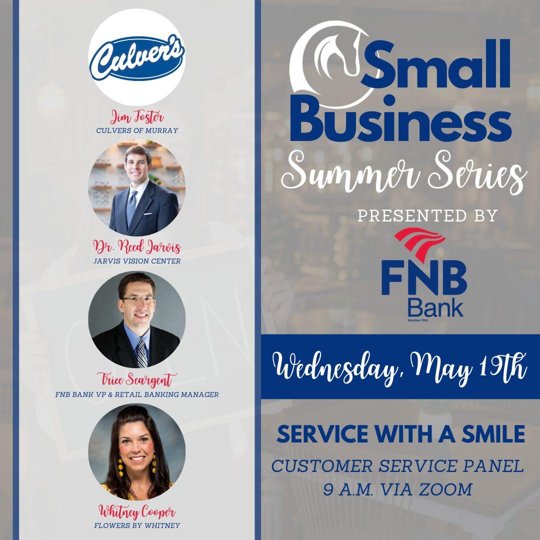May 19th Customer Service