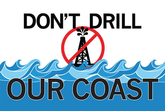 Oppose Offshore Oil Drilling