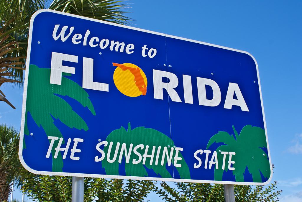 Support VISIT FLORIDA