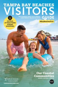 Tampa Bay Beaches Chamber of Commerce 2019 Visitors Guide
