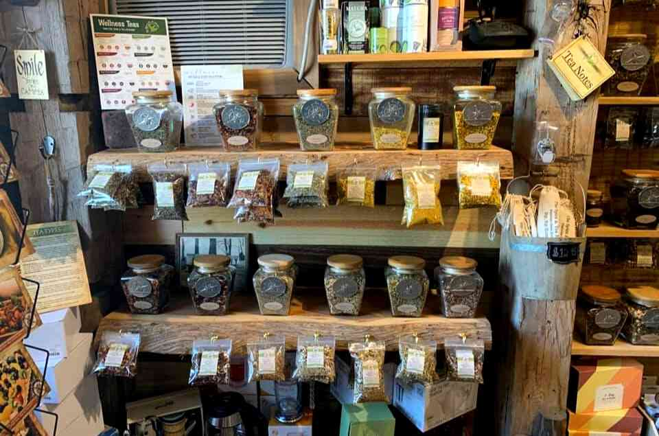 Spice and Tea Specialty Shop in Johns Pass