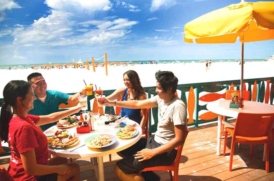 Waterfront Dining at Frenchy's - Clearwater Beach (2)