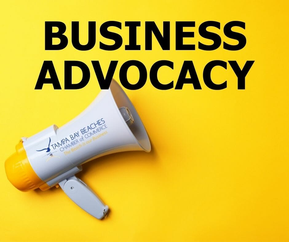 Tampa Bay Beaches Chamber of Commerce - Business Advocacy