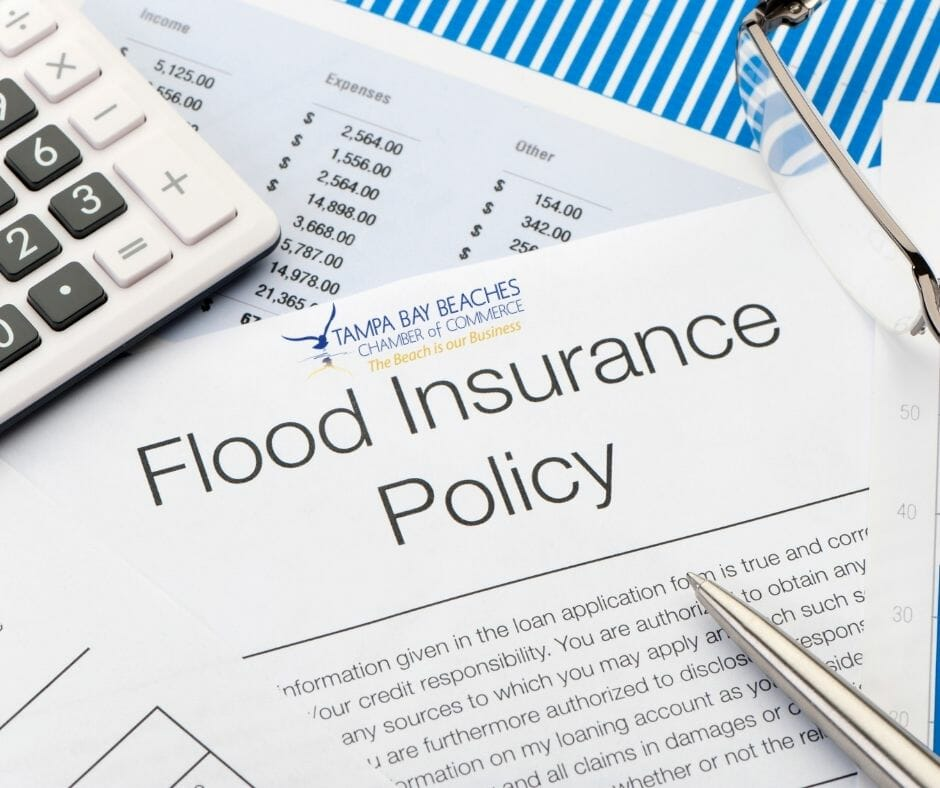 Tampa Bay Beaches Chamber of Commerce - Flood Insurance Advocacy
