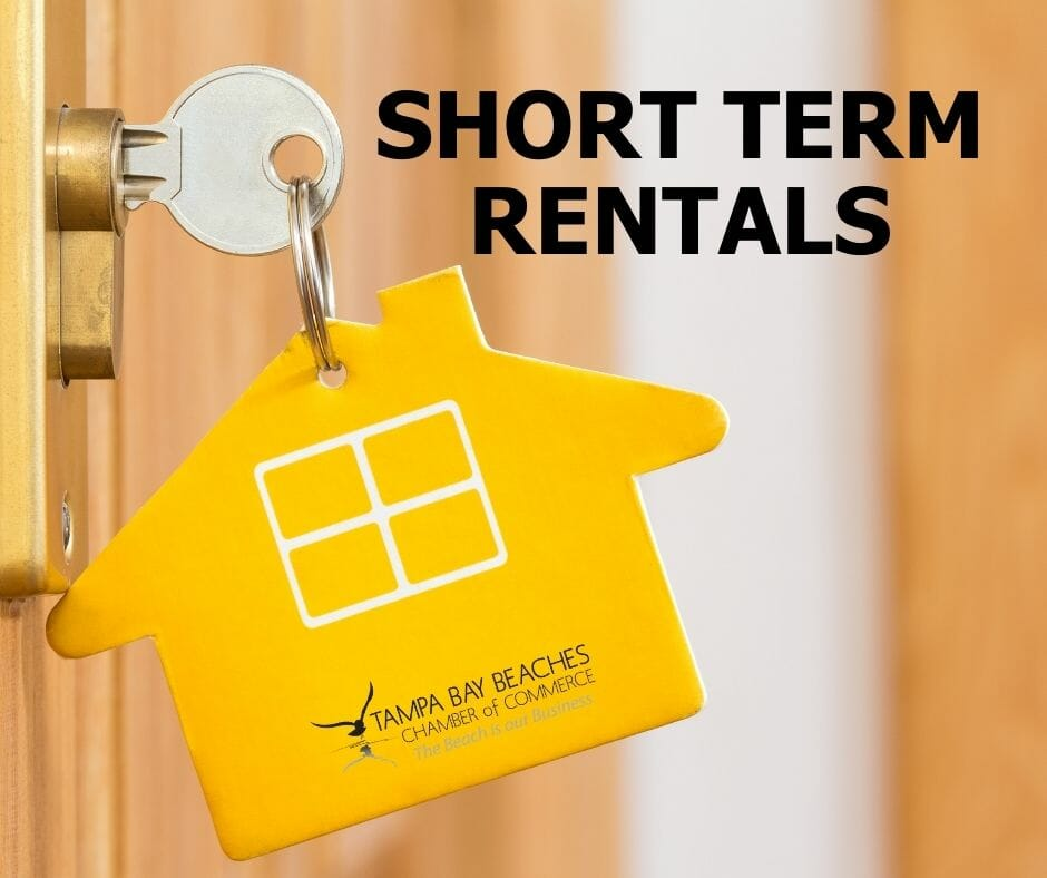 Tampa Bay Beaches Chamber of Commerce - Short term rental Information
