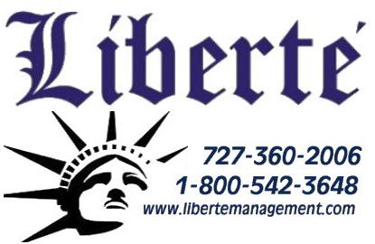 Liberte Logo Square