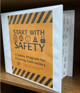 Start With Safety Book Image