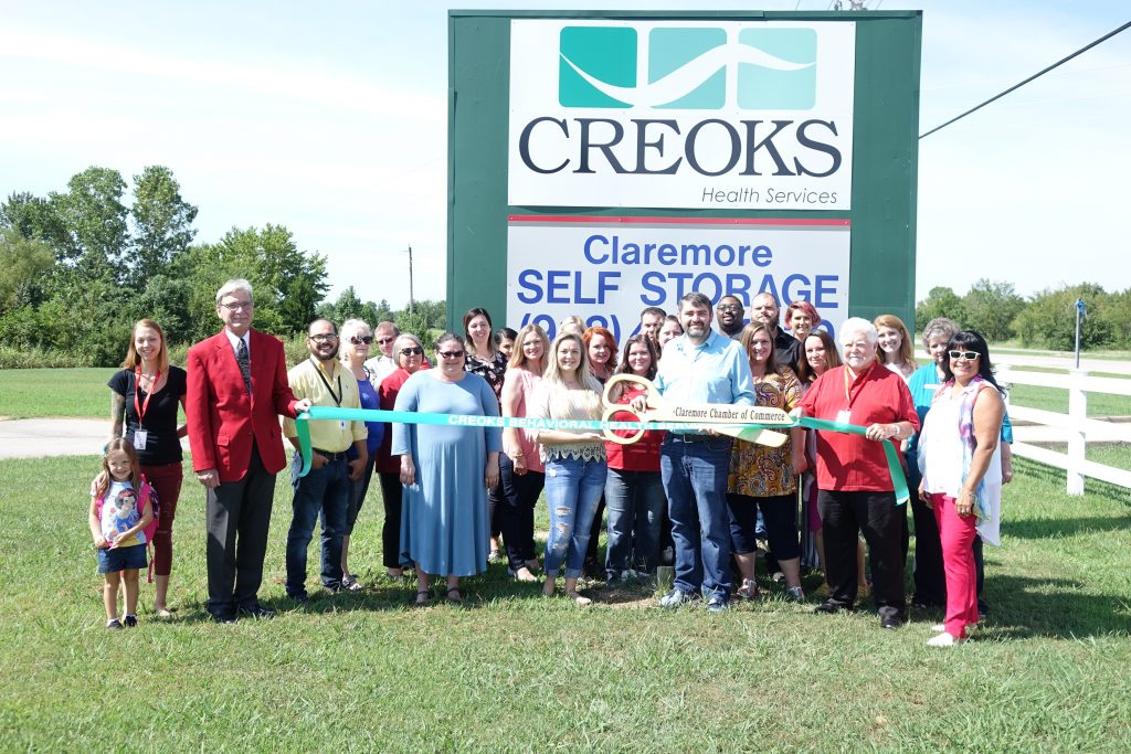 CREOKS Behavioral Health Services