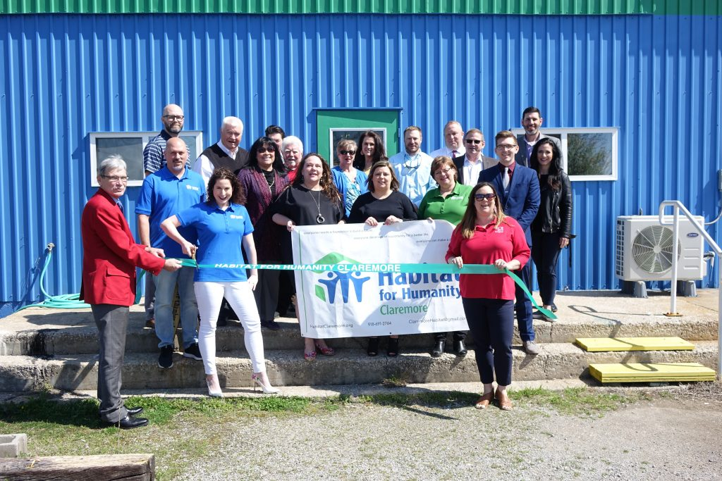 Habitat for Humanity Claremore