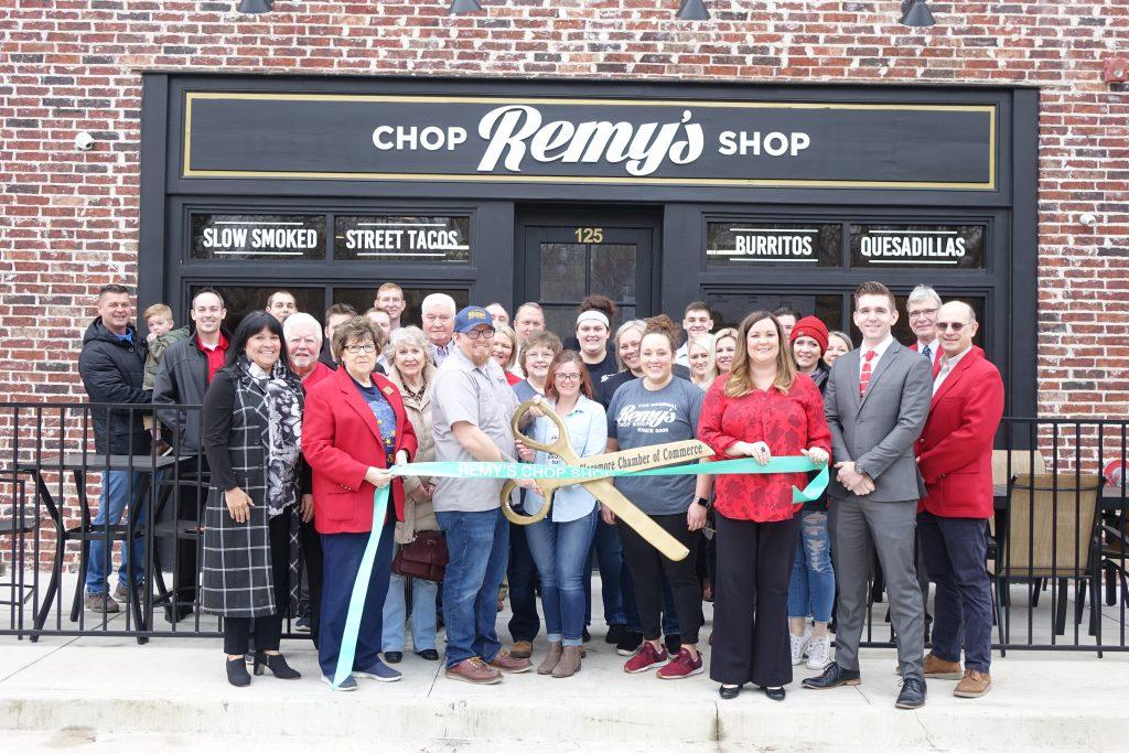 Remy's Chop Shop