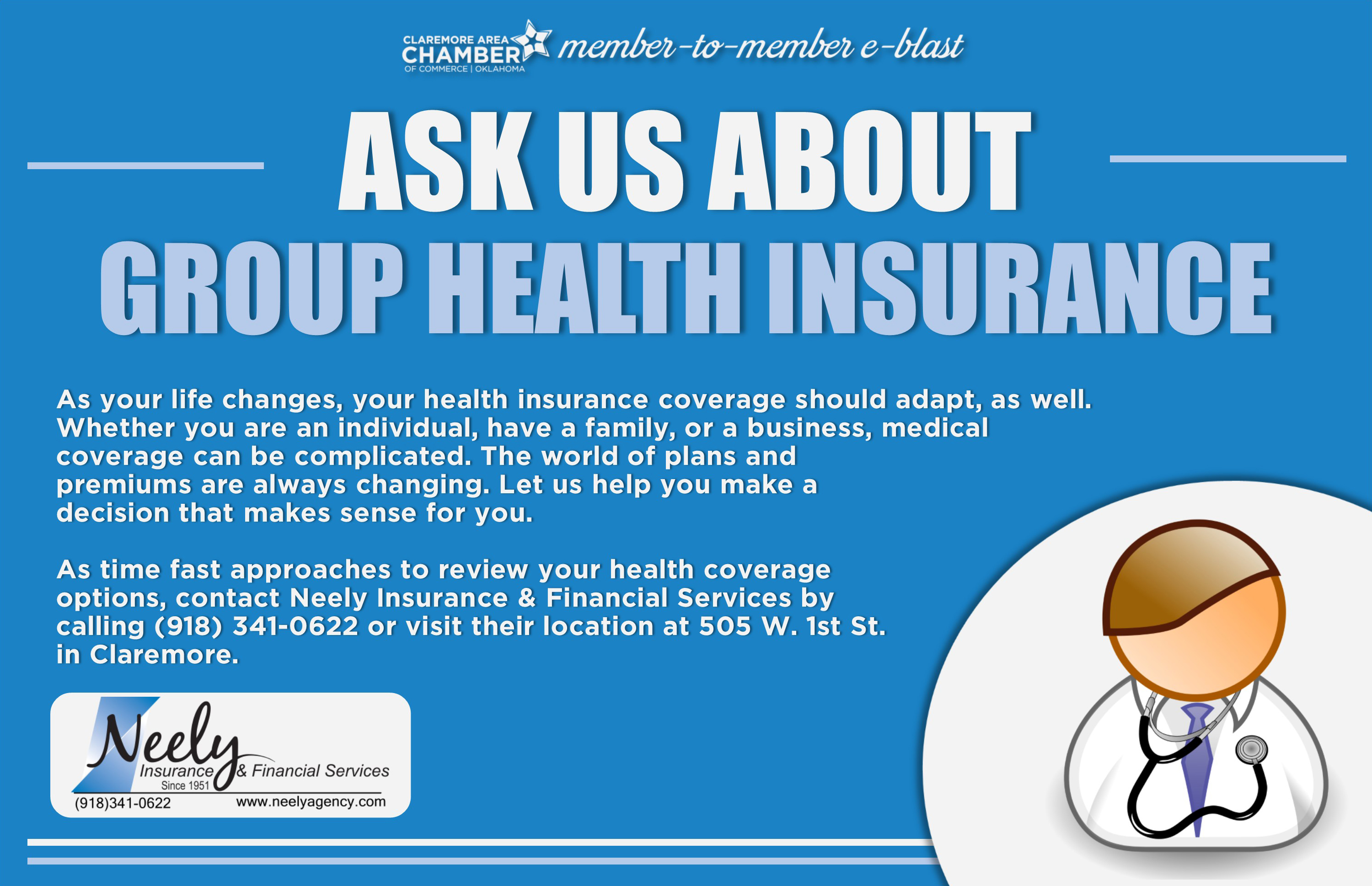 Neely - Group Health Insurance