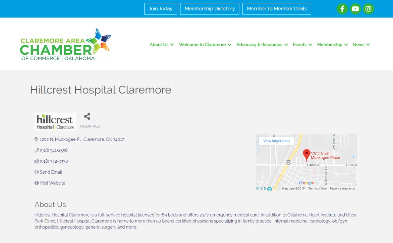 Website Plus Screenshot 2