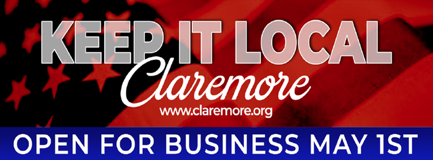 keep it local claremore fb cover