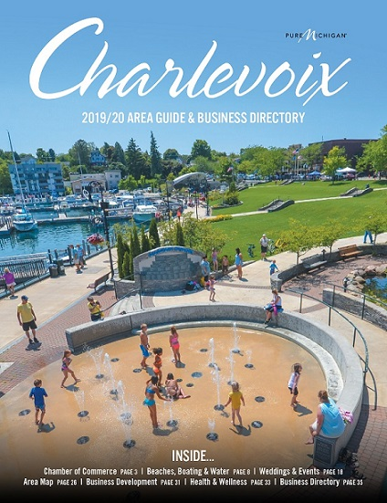 Charlevoix Area Guide downloadable link