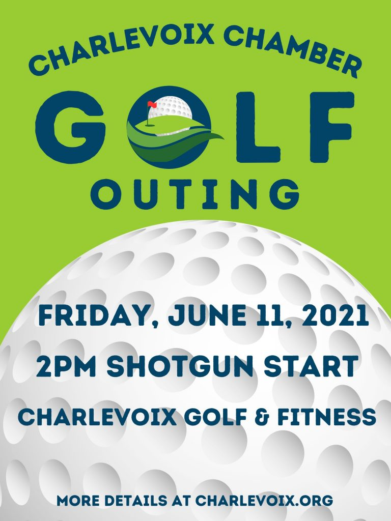 Charlevoix Chamber Golf Outing