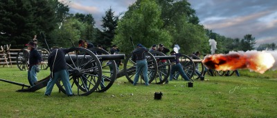 civil war days cannons