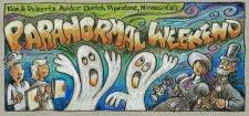 paranormal weekend