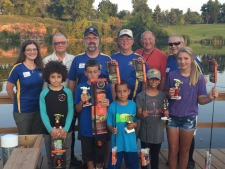 Annual Kids' Fishing Derby & Movie at The Pond